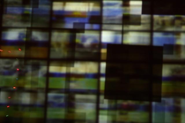 Lower Level Window by Ian Page-Echols