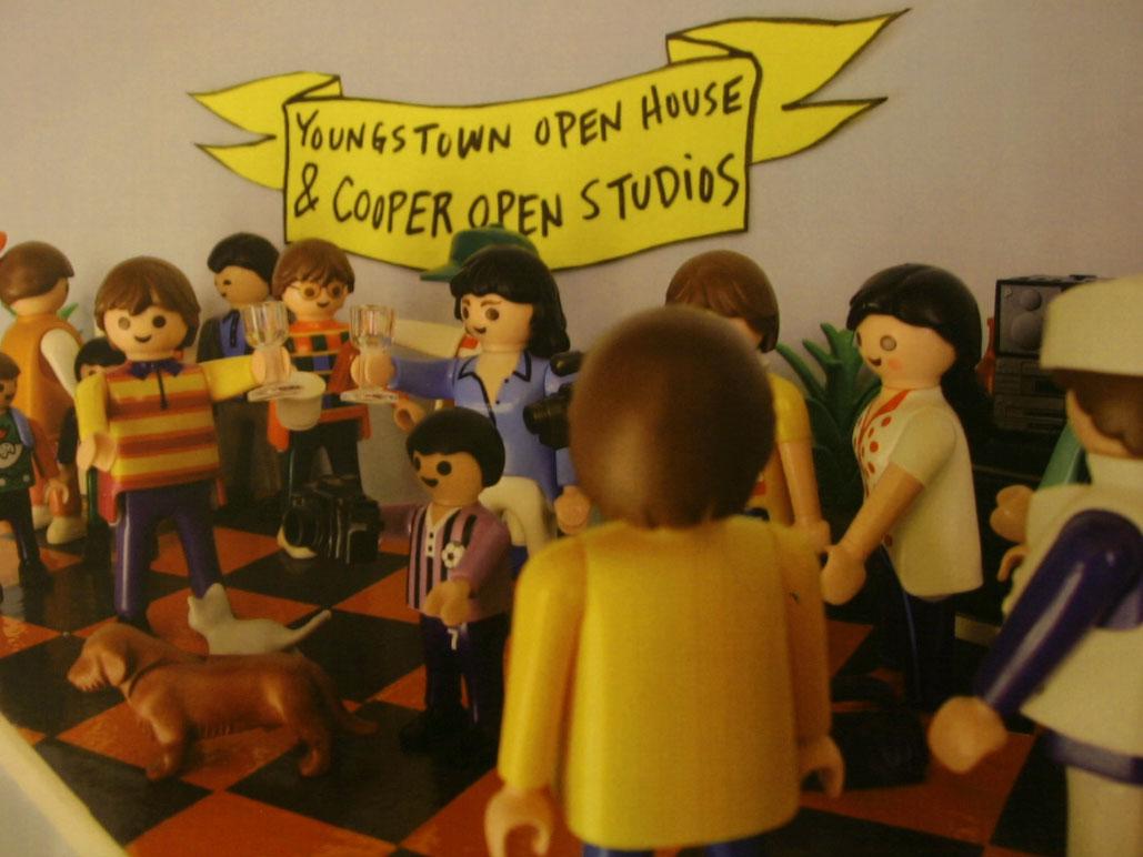 Youngstown Open House & Cooper Open Studios